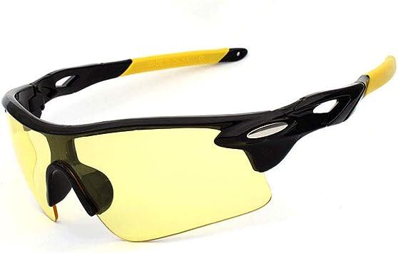 jiele gafas de sol para hombre, Sport Gafas de sol al aire libre ...