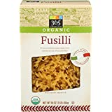 365 Everyday Value Organic Fusilli, 16 oz