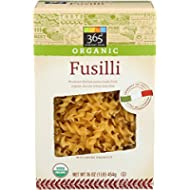 365 Everyday Value, Organic Fusilli, 16 Ounce