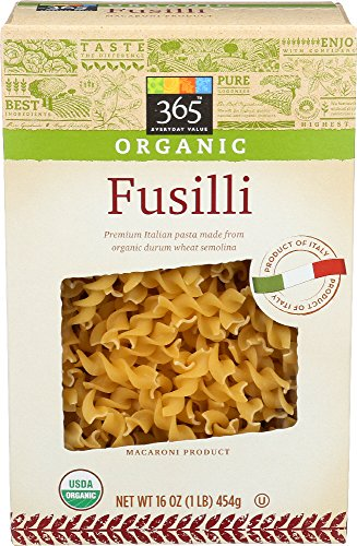 365 Everyday Value Organic Fusilli product image