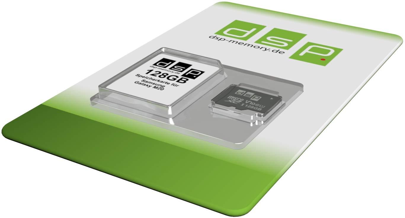 Tarjeta de Memoria de 128 GB (Class 10) para Samsung Galaxy M20 ...