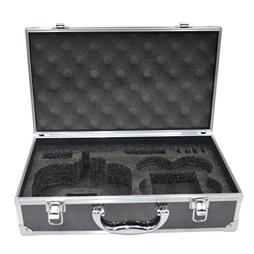 Blomiky HS170 Aluminum Travel Box Carrying Hard Case for Holy HS170 Predator Quadcopter HS170 Case by Blomiky