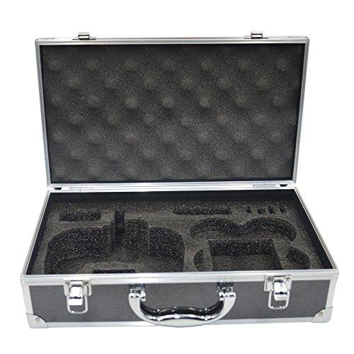 Blomiky HS170 Aluminum Travel Box Carrying Hard Case Holy HS170 Predator Quadcopter HS170 Case