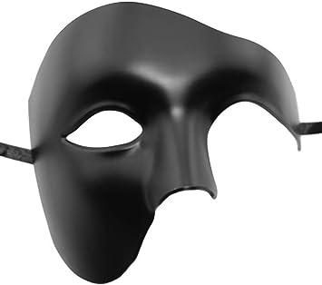 Máscara Gótica Estilo Fantasma de la Opera Kapmore