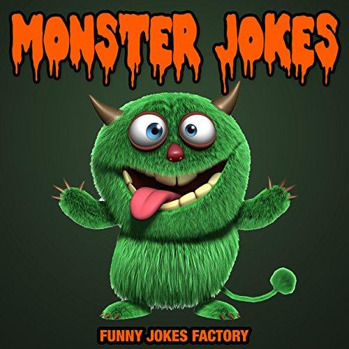 Funny Monster Jokes for Kids (Hilarious Kids Jokes):