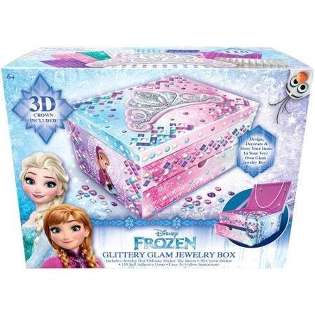 Disney Frozen Glittery Mosaic Jewelry