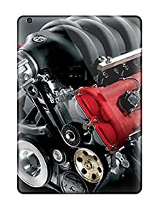 Forever Collectibles Alfa Romeo Engine Hard Snap-on Ipad Air Cases