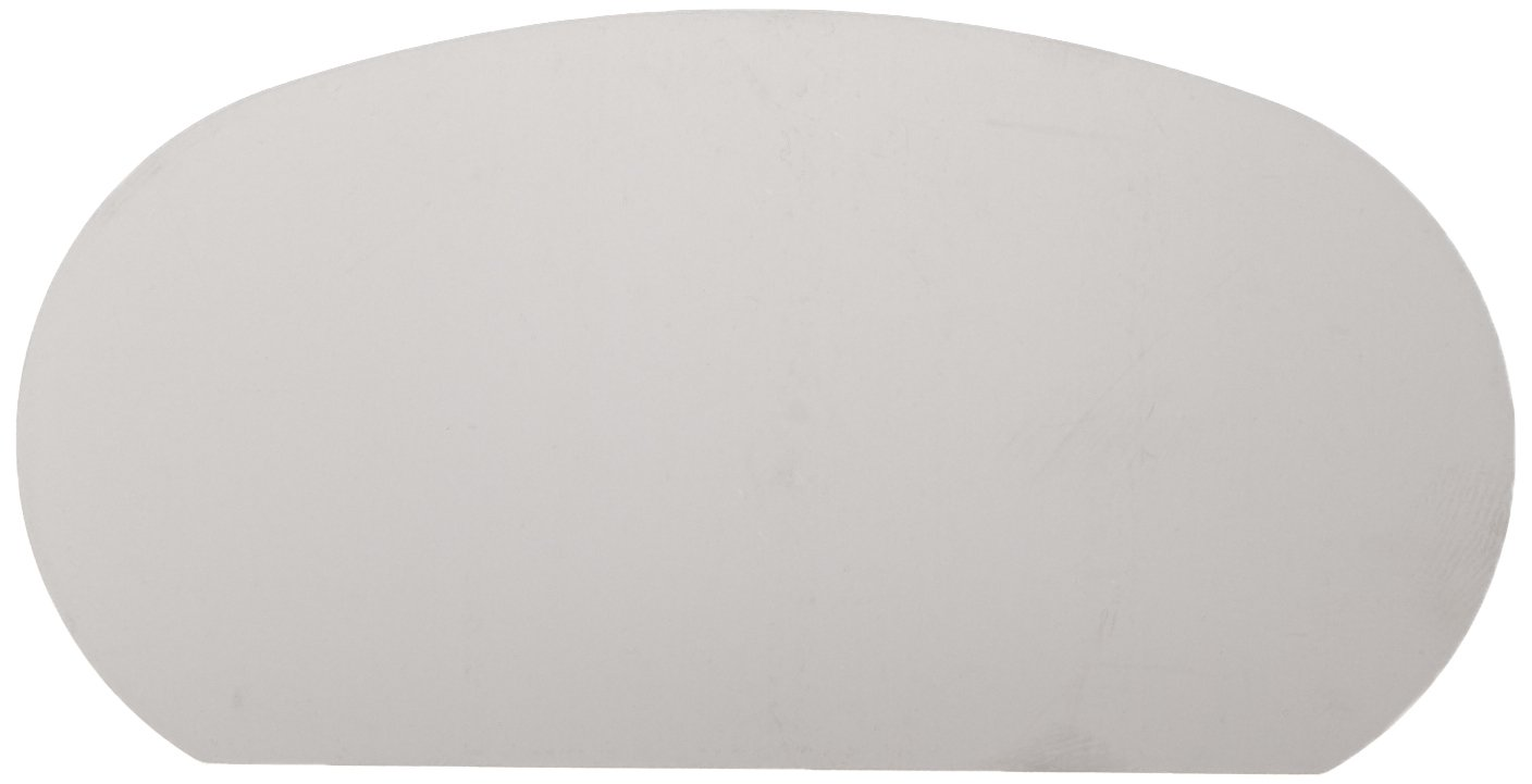 Jack Richeson Smooth Oval Potters Steel Scraper by Jack Richeson B0028MTJ7I