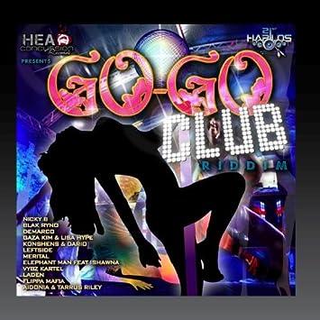 Go-Go Club Riddim: Amazon co uk: Music