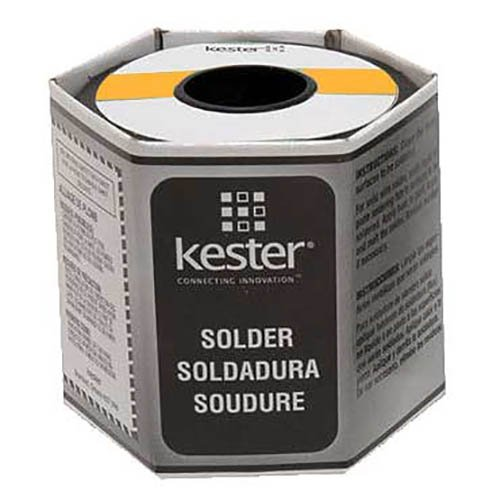 kester-24-6337-0018-44-rosin-flux-core-solder-wire-0025-dia-1-lb-sn63-pb37