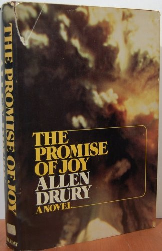 The Promise Of Joy by Allen Drury