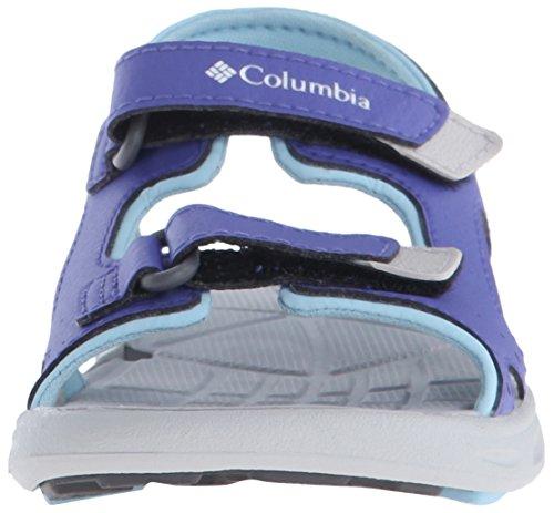 Columbia Childrens Techsun Vent - Náuticos Unisex Niños Azul