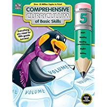 Comprehensive Curriculum of Basic Skills Workbook | 5th Grade, 544pgs