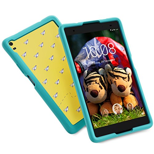 Lenovo Tab 4, 8 Android Tablet, Quad-Core Processor, 1.4GHz, 16GB Storage, Slate Black, ZA2B0009US