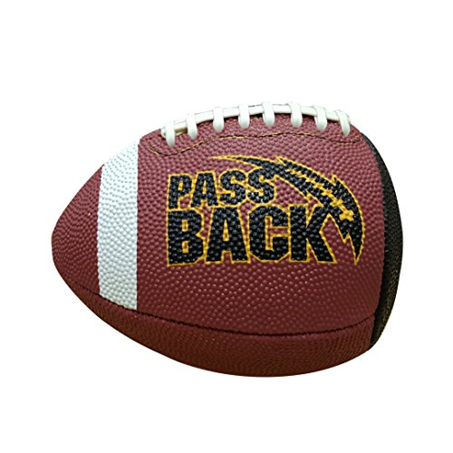 Passback Football - Junior Size - Rubber Bounce Back Training
