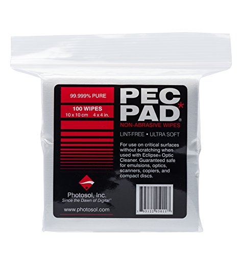 PEC-PAD Lint Free Wipes 4