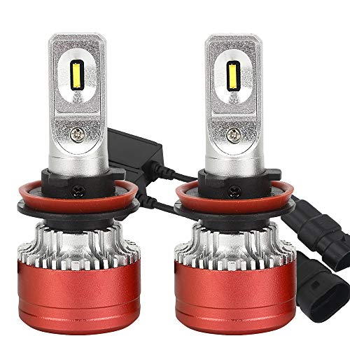 9006 HB4 LED Headlight Kit Bulbs High Beam Lamps 24000LM 6000K CSP CHIP LIGHTS