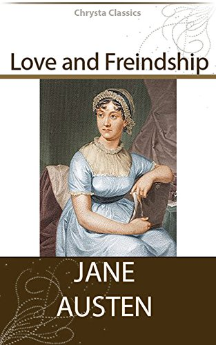 book cover of Love and Freindship