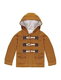 Evelin LEE Gown Baby Kids Boys Winter Warm Hoodie Snow Coat Jacket Outwear
