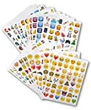 Where Can You Buy Emoji Stickers Emoji Jumbo Stickers | 960 Most Popular Emoticons | Larger In Size | Cool, Educational and Fun