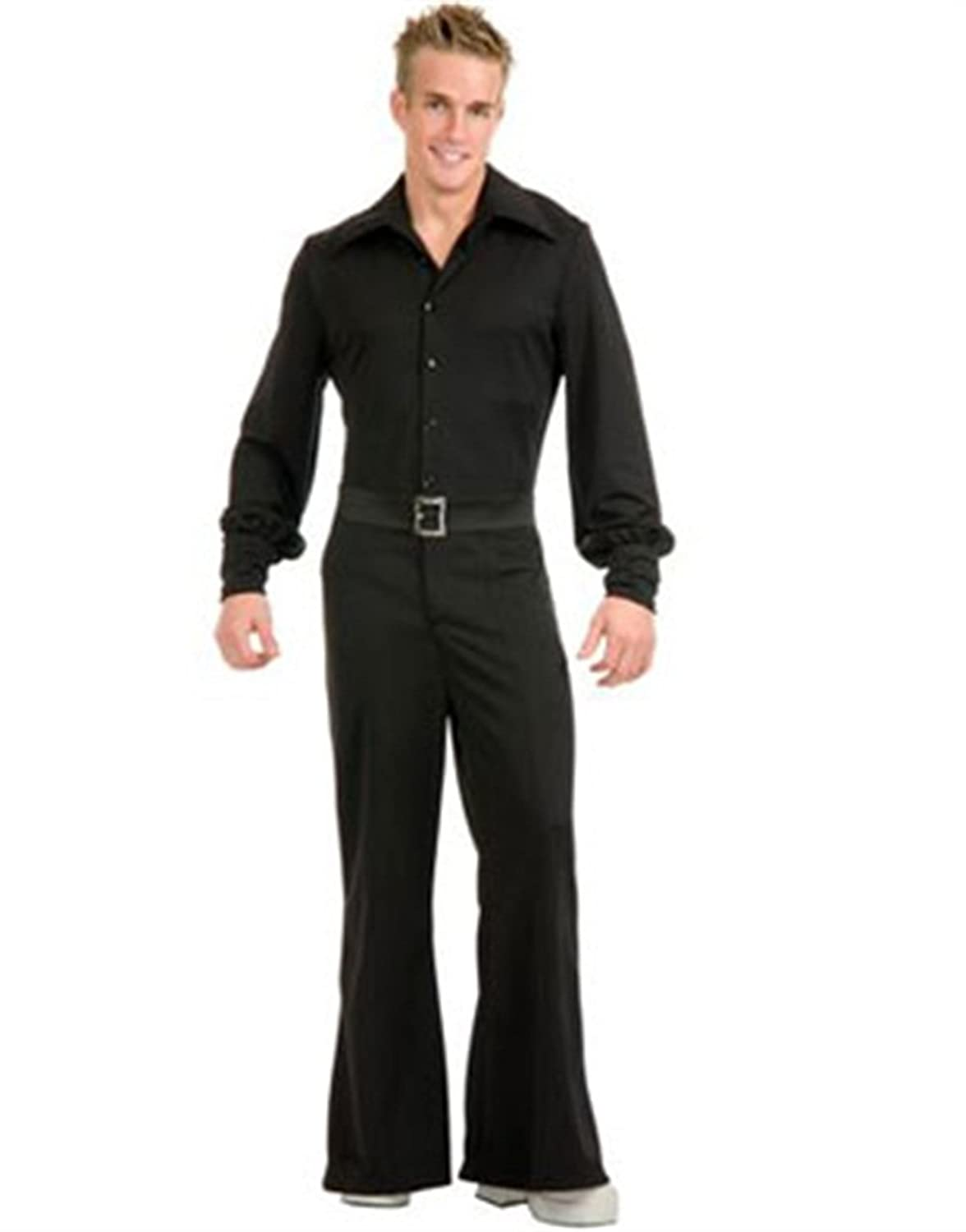 60s -70s  Men's Costumes : Hippie, Disco, Beatles Studio Jumpsuit Costume $72.99 AT vintagedancer.com