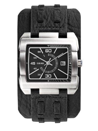 s.Oliver Herren-Armbanduhr SO-2049-LQ