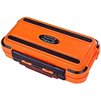 SODIAL Lure Fishing Box 24 Compartimentos Caja