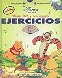 Winnie Pooh y sus amigos Ejercicios, Studio Mouse Staff, 1590695283