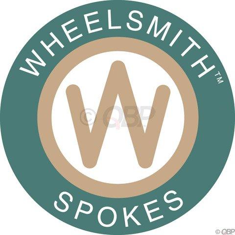 Wheelsmith 2.0 x 310mm black spoke blanks. Bag of 50.