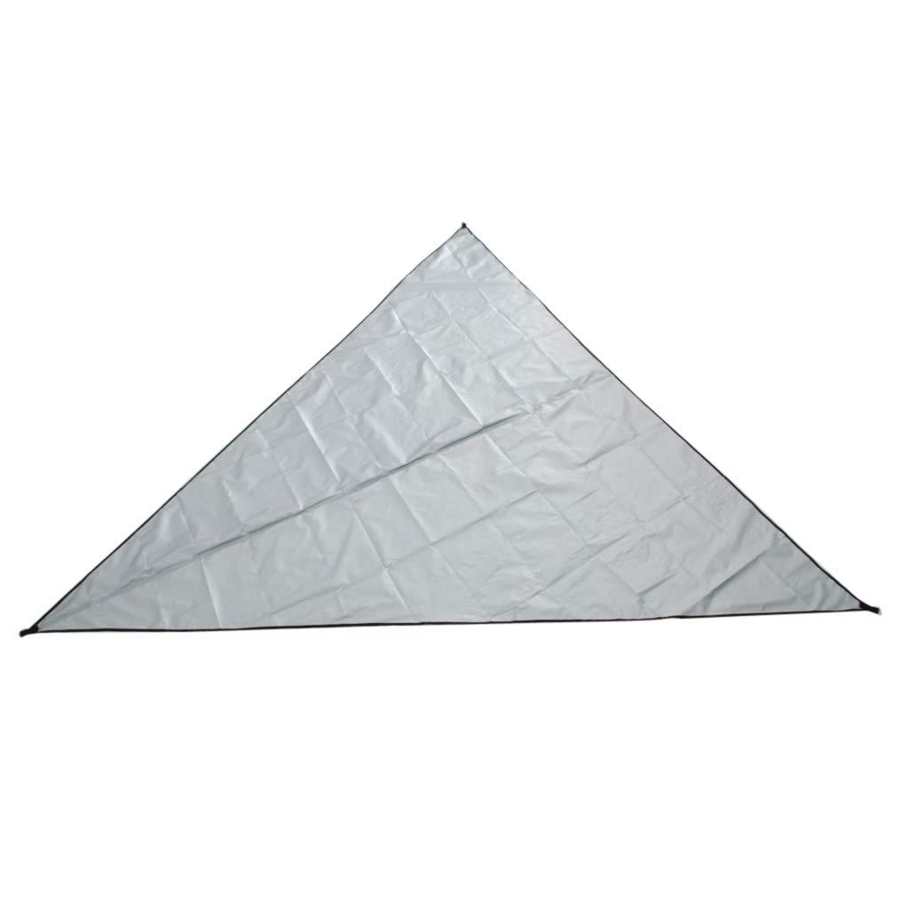 Faltbare Campingdecke Sonnenschutz f/ür Zelt P Prettyia Tragbare Wasserdichte Regenplane