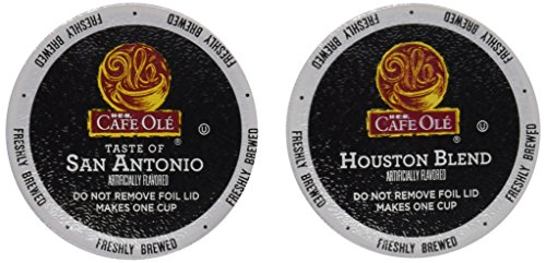 cafe-ole-k-cup-12-cts-taste-of-texas-san-antonio-houston-bundle-pack-of-2