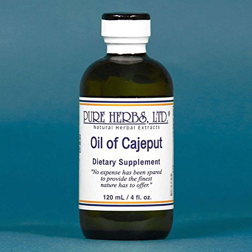 Pure Oil of Cajeput