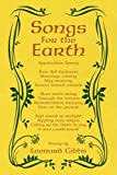 Songs for the Earth, Leonard Gibbs, 1436396077