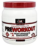 Advanced Molecular Labs Preworkout 20 Servings 16.89 oz./479 g (Fruit Punch) Review