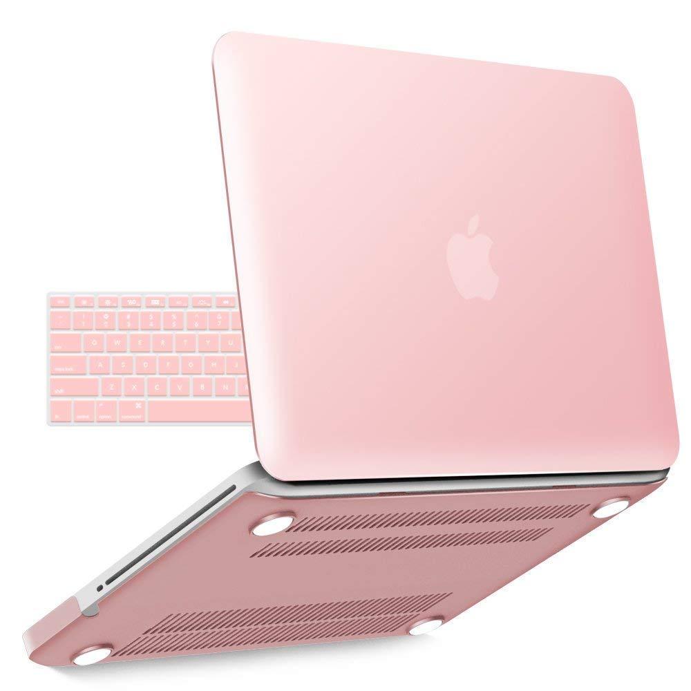 Funda Y Protector De Teclado Para Macbook Pro 13 A1278