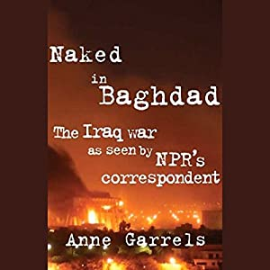 Naked in Baghdad Hörbuch