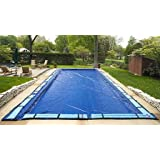 Arctic Armor WC962 15 Year 18' x 36' Rectangle In Ground Swimming Pool Winter Covers