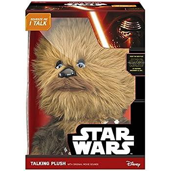 "Underground Toys Star Wars 15"" Talking Plush - Chewbacca"