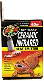 Zoo Med ReptiCare Ceramic Infrared Heat Emitter 60 Watts
