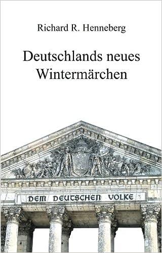 Book Deutschlands neues Wintermärchen