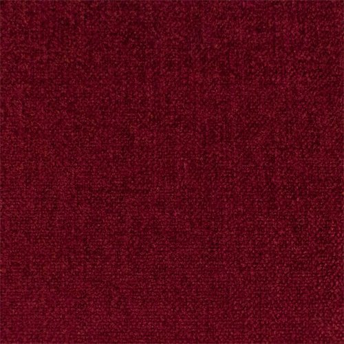 Bartson Inspire Claret Red Chenille Home Decorating Fabric, Fabric by The ()