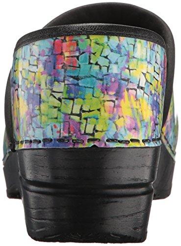 Multi Fresco Femminile Pro Original Clog Intasare Multicolour Sanita Pro Original Multi Affresco Sanità Multicolore Women's Xqgw0UU6