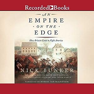 An Empire on the Edge Audiobook