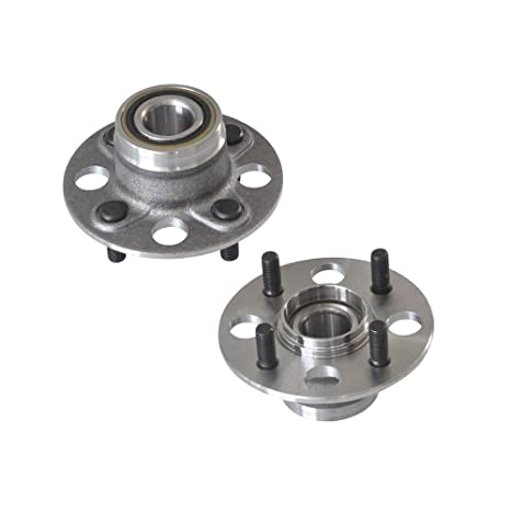 Included with Two Years Warranty Note: FWD Front Wheel Bearing - Two Bearings Left and Right 2005 fits Honda Civic DX, EX, GX, LX, Value Package