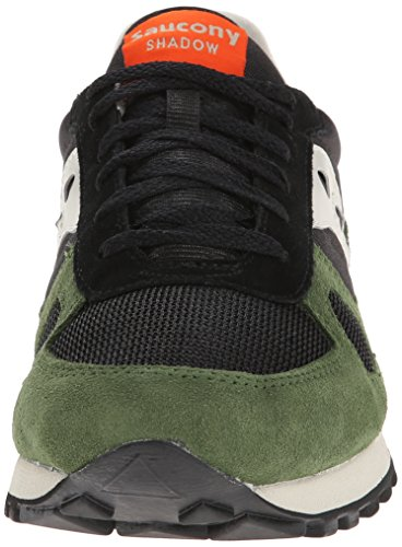 Sneaker Shadow Originals Black Saucony Men's Green Original IxfHHpS