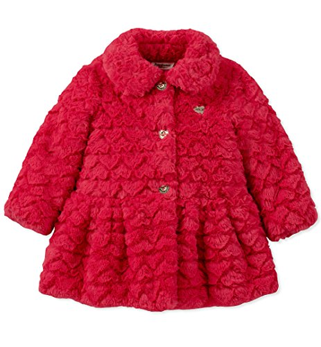 Juicy Couture Girls' Big Jacket, hot Pink, 7