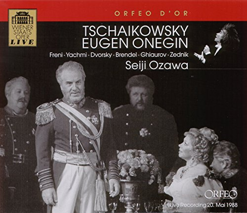 Eugene Onegin, Op. 24, TH 5, Act II: V vashem dome! V vashem dome! (Live) (Th Dome)