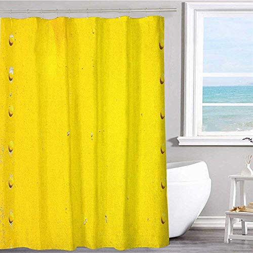 MKOK Transparent Shower Curtain Lining 60