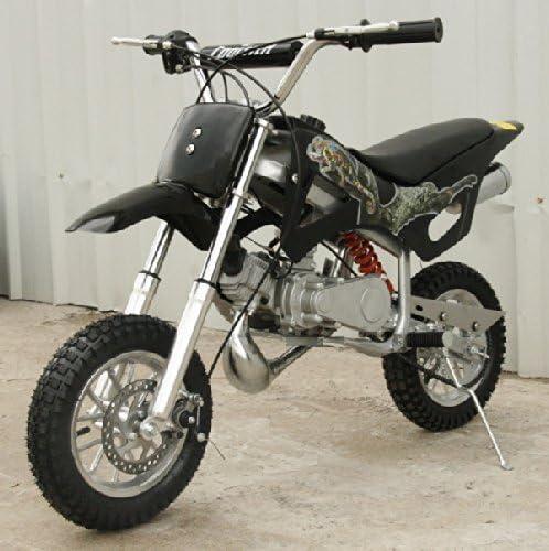 KIDS 49CC 2 STROKE MOTOR MINI POCKET BIKE DB49AS GREEN