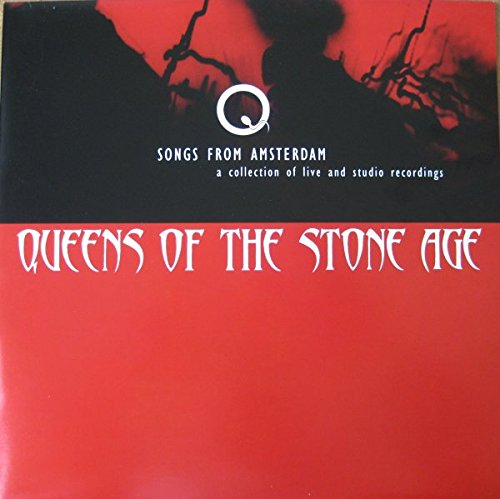 Songs From Amsterdam A Collection Of Live And Studio Recordings [Vinyl] (Queens Of The Stone Age Recording Studio)